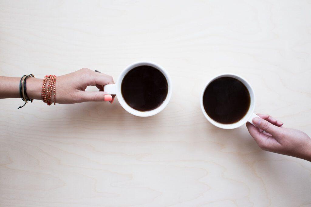 Diverse koffiebonen